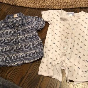 2 12-18 month pieces